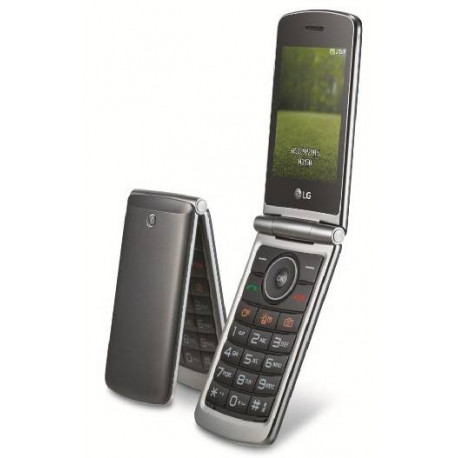LG G350 Gris Titan