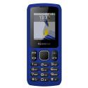 Konrow Chipo 3 - Mobile - Ecran 1.8'' - Photo - Bluetooth - Double Sim - Bleu
