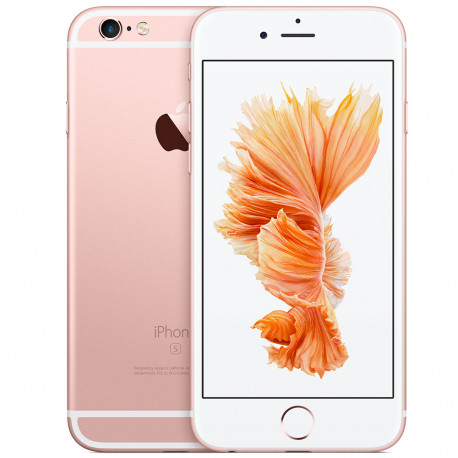"Iphone 6s 16 Go Rose Gold - ""RelifeMobile"" Grade A+"