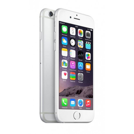 "Iphone 6 Plus 128Go Silver - ""RelifeMobile"" Grade A"