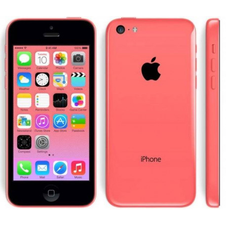 "Iphone 5C 8Go Rose - ""RelifeMobile"" Grade A"
