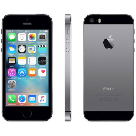 "Iphone 5S 16GB Gris Sideral - ""RelifeMobile"" Grade A+"