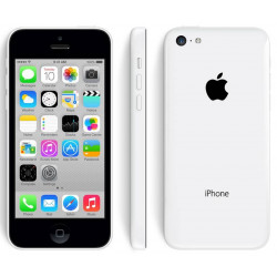"""Iphone 5C 16Go Blanc - """"RelifeMobile"""" Grade B"""