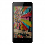 Konrow Link 50 - Smartphone 4G LTE - Android 6.0 - Ecran 5'' - 8Go - Double Sim - Noir