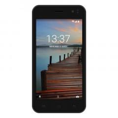 Konrow Coolsense - Smartphone Android 6 Marshmallow - Ecran 4.5'' - 8Go - Double Sim - Noir
