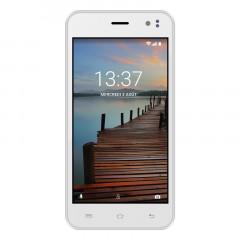 Konrow Coolsense - Smartphone Android 6 Marshmallow - Ecran 4.5'' - 8Go - Double Sim - Blanc