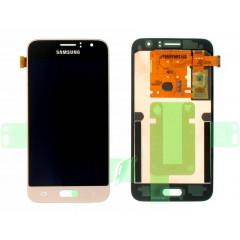 Écran LCD Complet Original Pour Samsung J120 Galaxy J1 (2016) Gold
