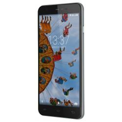Konrow Cool 55 - Smartphone Android 6.0 - Ecran IPS 5.5'' - 8Go - Double Sim - Gris