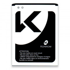 Batterie ORIGINALE Pour Konrow Cool-K