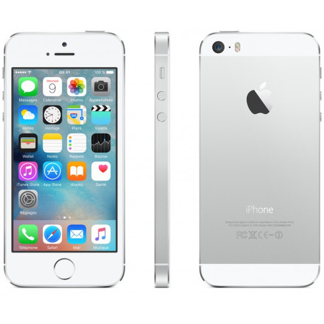 "Iphone 5S 32GB Silver - ""RelifeMobile"" Grade A"