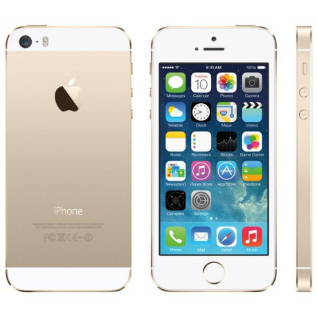 """Iphone 5S 32GB Gold - """"RelifeMobile"""" Grade A+"""