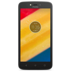 Motorola Moto C Plus Double Sim Noir