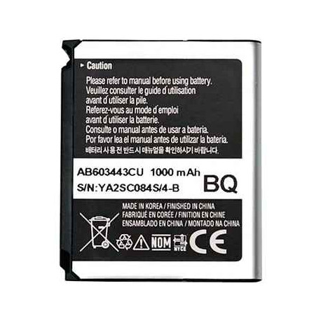 Batterie Samsung AB603443CU