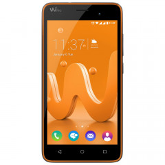 Wiko Jerry Orange / Asphalte