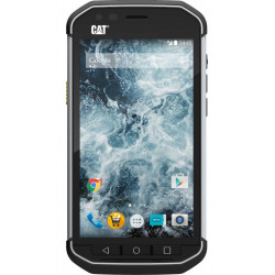 CAT S40 Double Sim Noir