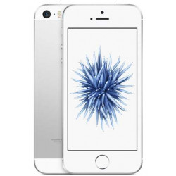 Iphone SE 16 Go Argent (Reconditionné)