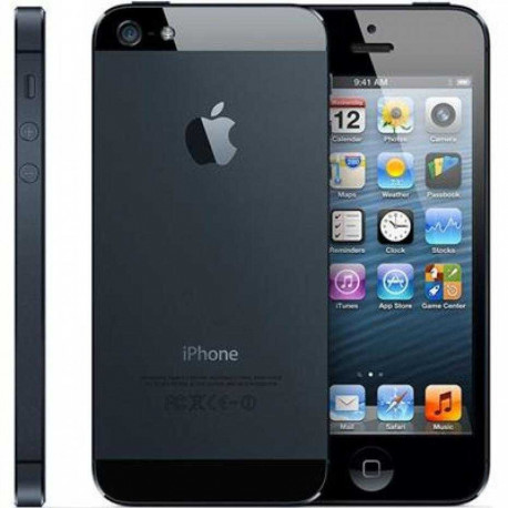Apple Iphone 5 16GO Noir (Occasion - Etat Correct)
