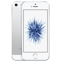 iPhone SE 32Go Argent (Reconditionné)