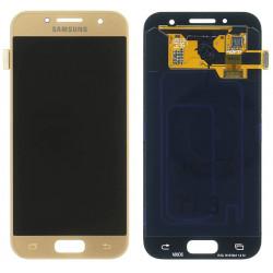 Écran LCD Original Pour Samsung A320 Galaxy A3 (2017) Or