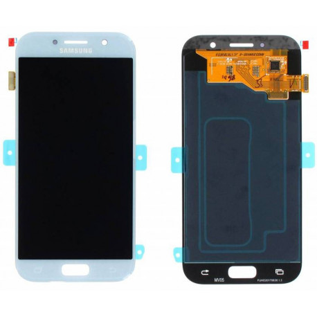 Écran LCD Original Pour Samsung A520 Galaxy A5 (2017) Bleu