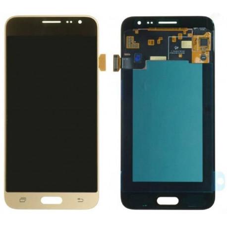 Écran LCD Original Pour Samsung J320 Galaxy J3 (2016) Or