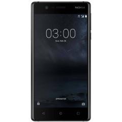 Nokia 3 Double Sim Noir Mat