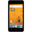 Konrow Easy Touch - Android 7.0 - 4G - Ecran 4.5'' - Double Sim - 8Go, 1Go RAM - Noir