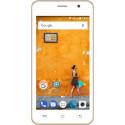 Konrow Easy Touch - Android 7.0 - 4G - Ecran 4.5'' - Double Sim -  8Go, 1Go RAM - Or