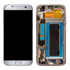 Écran LCD Original Samsung G935F Galaxy S7 EDGE Argent