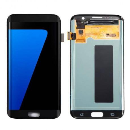 Écran LCD Original Samsung G930F Galaxy S7 EDGE Noir