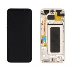 Écran LCD Original Pour Samsung G955 Galaxy S8 Plus Gold