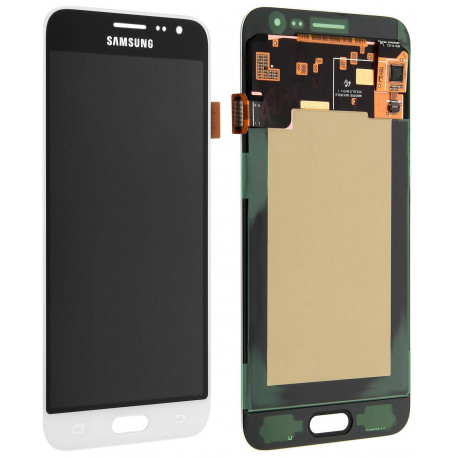 Écran LCD Original Pour Samsung J320 Galaxy J3 (2016) Blanc