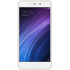 Xiaomi Redmi 4A - Double Sim - 16Go, 2 Go RAM - Or