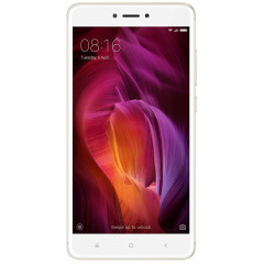 Xiaomi Redmi Note 4 - Double Sim - 32Go, 3Go RAM - Or