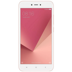Xiaomi Redmi Note 5A - Double Sim - 16Go, 2Go RAM - Rose