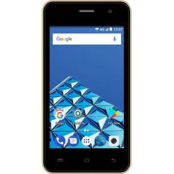 Konrow Easy One - Android 7.0 - 4G - Ecran 4'' - Double Sim - 8Go, 1Go RAM - Noir