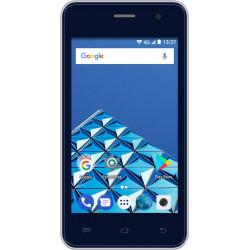Konrow Easy One - Android 7.0 - 4G - Ecran 4'' - Double Sim - 8Go, 1Go RAM - Bleu