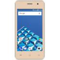 Konrow Easy One - Android 7.0 - 4G - Ecran 4'' - Double Sim - 8Go, 1Go RAM - Or