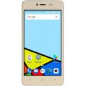 Konrow Easy Feel - Android 7.0 - 4G - Ecran 5'' - Double Sim - 16Go, 1Go RAM - Or