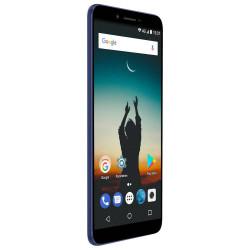 Konrow Sky - Android 7.0 - 4G - Écran 5.5'' - Double Sim - 16Go, 2Go RAM - Bleu