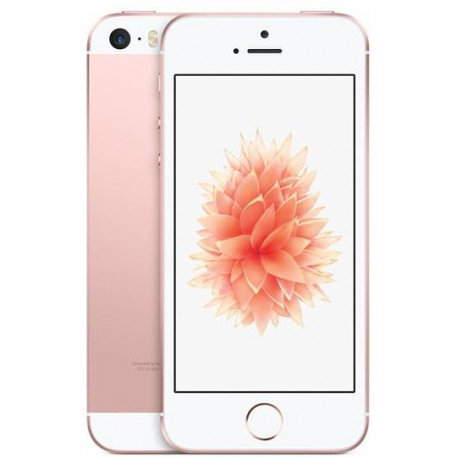 "Iphone SE 64 Go Rose - ""RelifeMobile"" Grade A+"