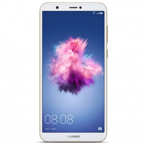 Huawei P Smart - Double SIM - 32Go, 3Go RAM - Or
