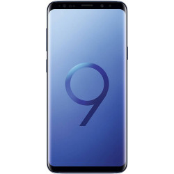 Samsung G965/DS Galaxy S9 Plus - Double Sim - 64Go, 4Go RAM - Bleu