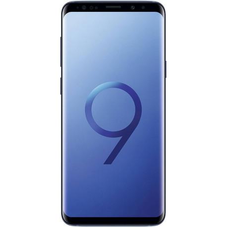 Samsung G965/DS Galaxy S9 Plus - Double Sim - 64Go, 4Go RAM - Bleu