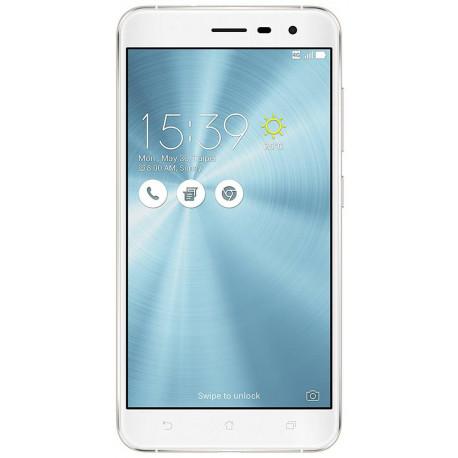Asus ZE520KL Zenfone 3 - Double SIM - 32Go, 3Go RAM - Blanc