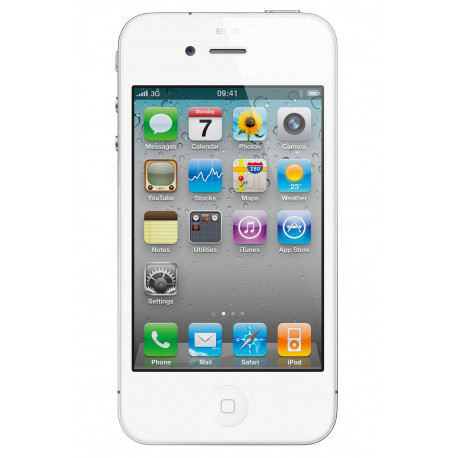 "Iphone 4S 16Go Blanc - ""Relifemobile"" Grade B"