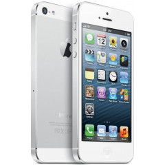 "Iphone 5 32Go Blanc - ""RelifeMobile"" Grade A+"