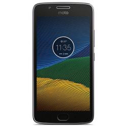 Motorola XT1676 Moto G5 - Double SIM - 16Go, 2Go RAM - Gris