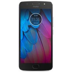 Motorola XT1794 Moto G5S - Double SIM - 32Go, 3Go RAM - Gris