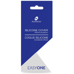 Coque Silicone Transparente Officiel pour Konrow Easy One